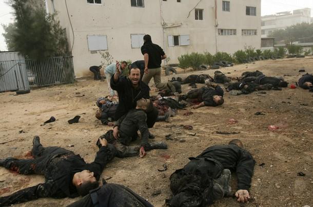 MIDEAST-PALESTINIAN-ISRAEL-CONFLICT-GAZA